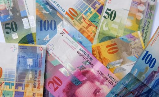 курс франка в обменных пунктах Ивано-Франковск