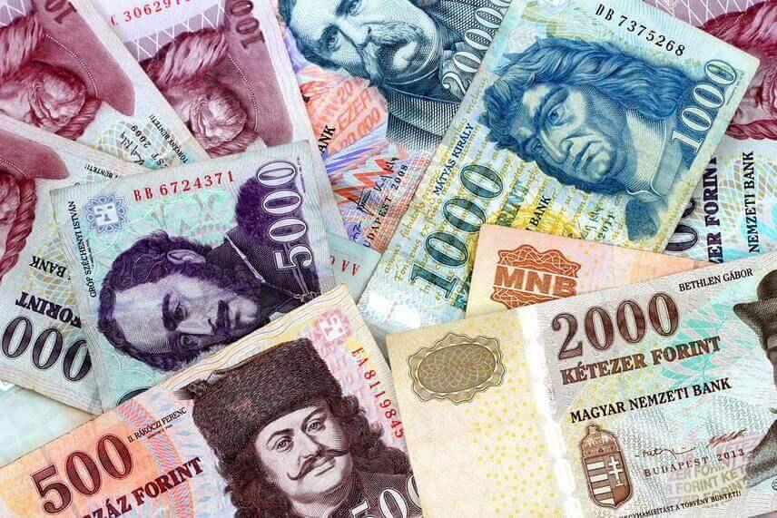 купити угорський форинт у Івано-франківську